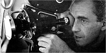 Antonioni and the Arts_Antonioni (ANSA via European Press Photo Agency)