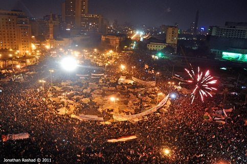 Tahrir square - resized