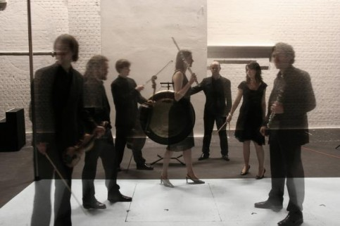 Image: Ossian Ensemble by Jennifer Knight